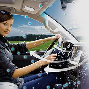 Igienizzazione interni auto e veicoli con sanificazione all'ozono