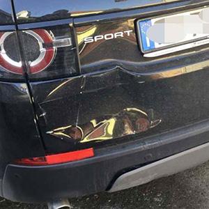 Riparazione portellone Land Rover Discovery Sport a Oggiono in provincia di Lecco