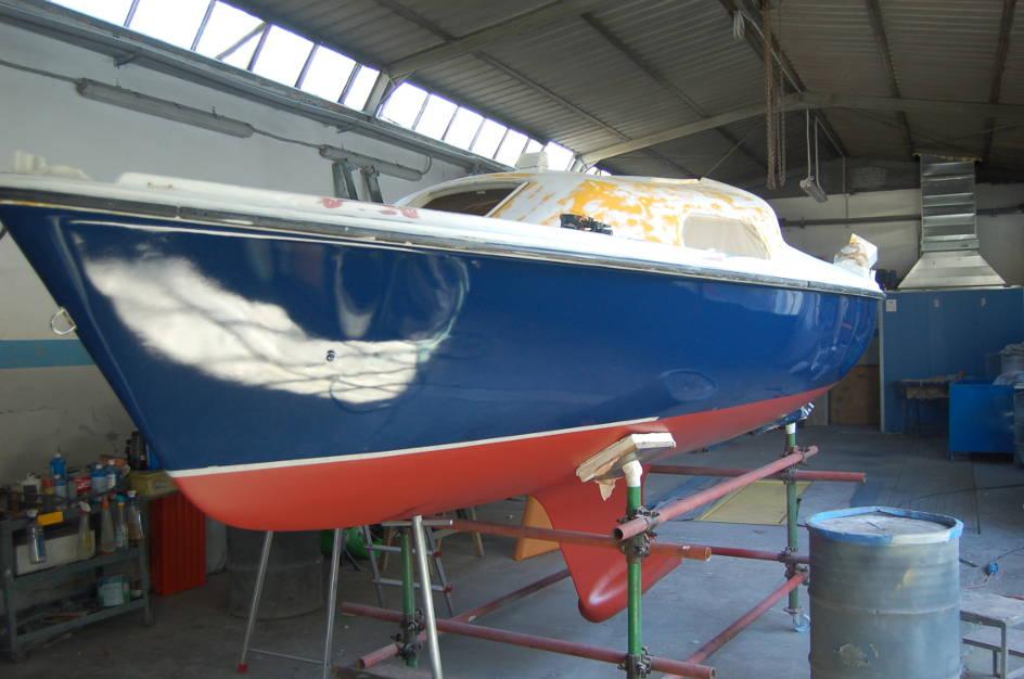 Riparazione, ripristino e restauro barche a vela a Oggiono a pochi passi dal Lago di Como