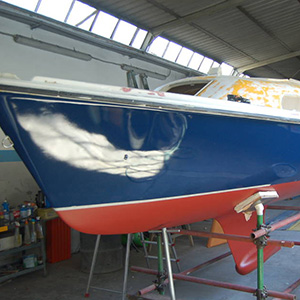 Riparazione, ripristino e restauro barche a vela a Oggiono in provincia di Lecco